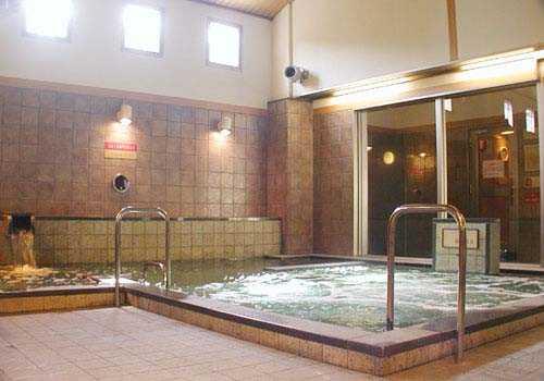 天然温泉えびすの湯