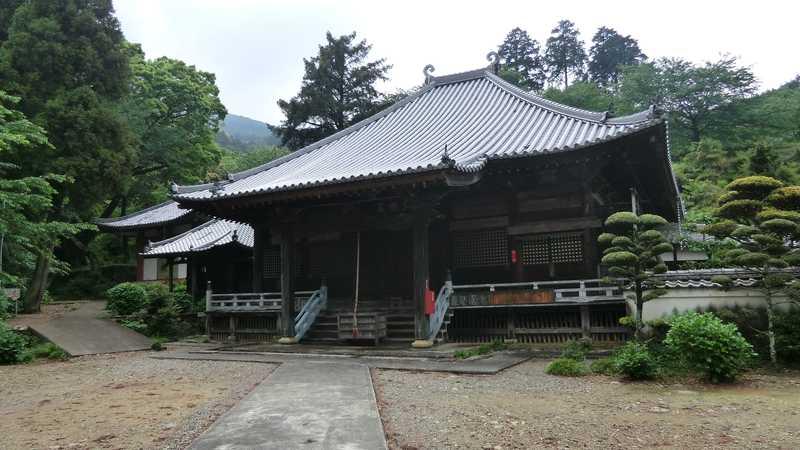 願成寺(あじさい寺)