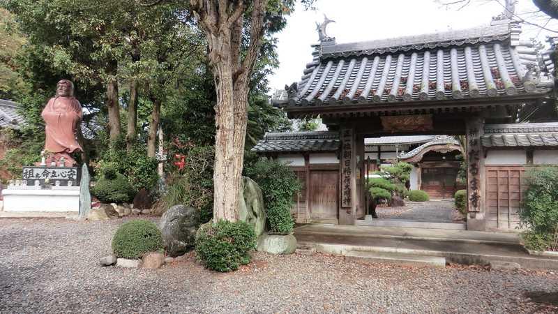 江西寺(だるま寺)