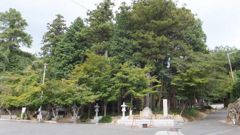 浄土寺(湯迫山)