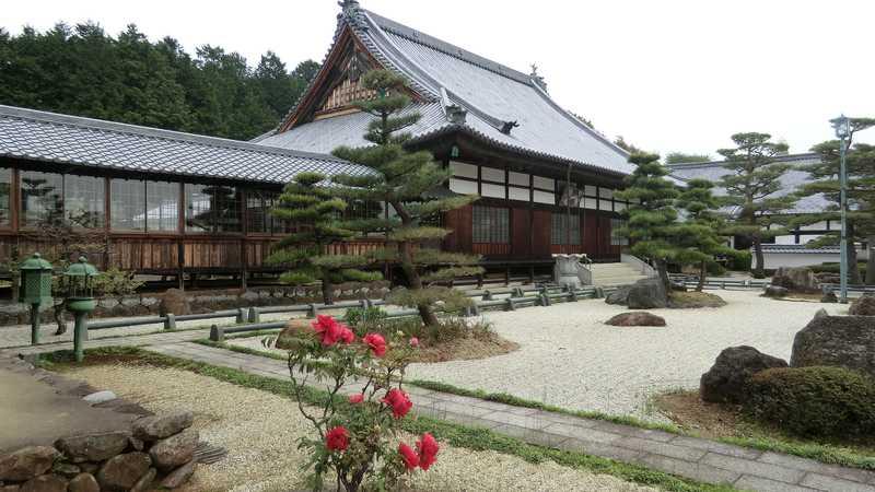 瑞林寺(柿寺)