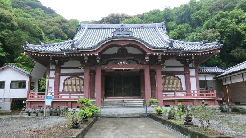 正覚寺(南蛮寺跡)