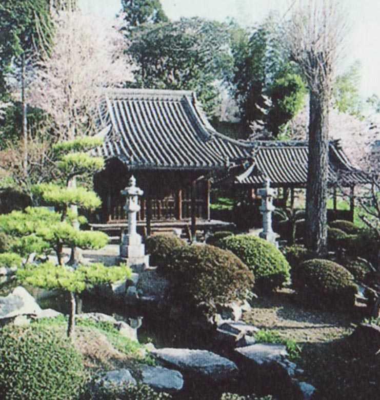 西福寺観音堂