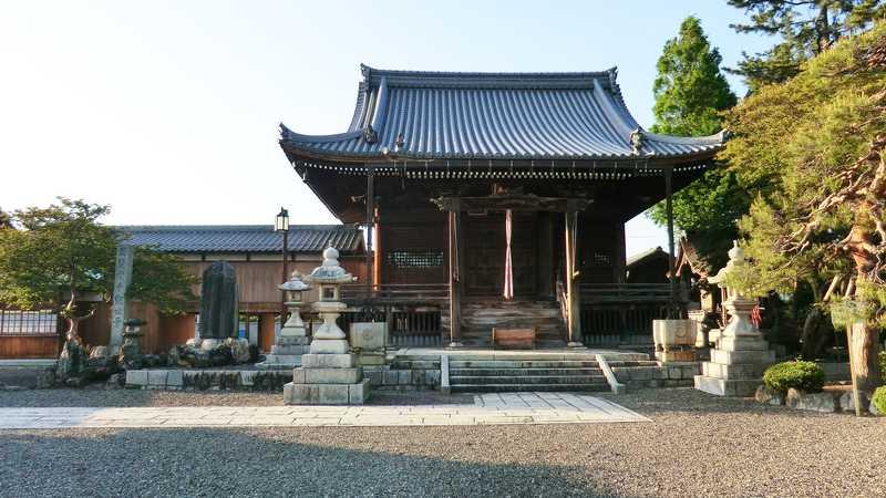 千手院(川道観音)