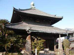 蛸地蔵(天性寺)