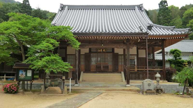 長楽寺(谷の地蔵)