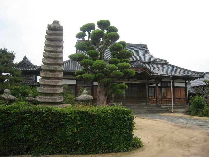 長寿寺(抜け寺)