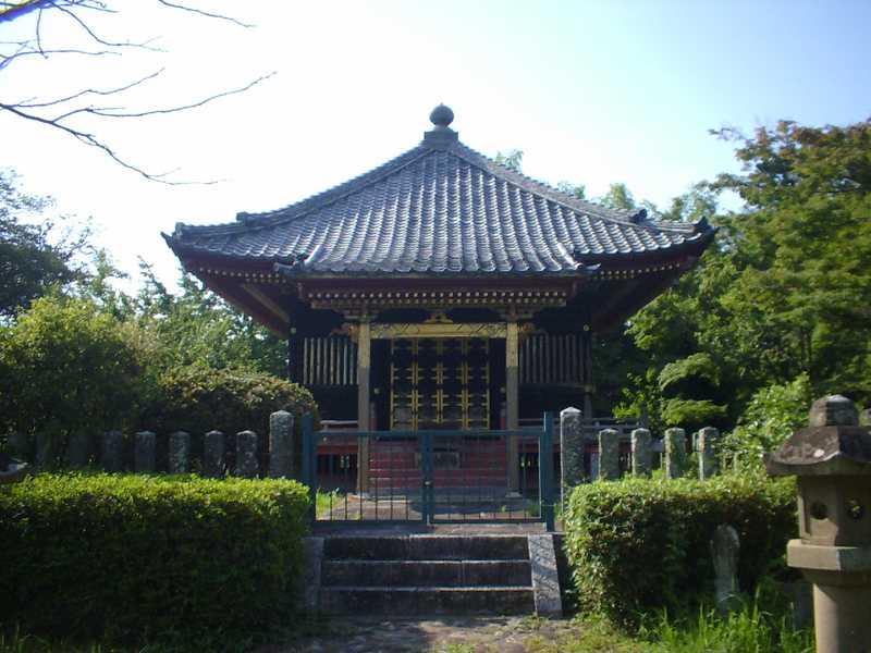 天王山龍華院・大猷院殿霊廟