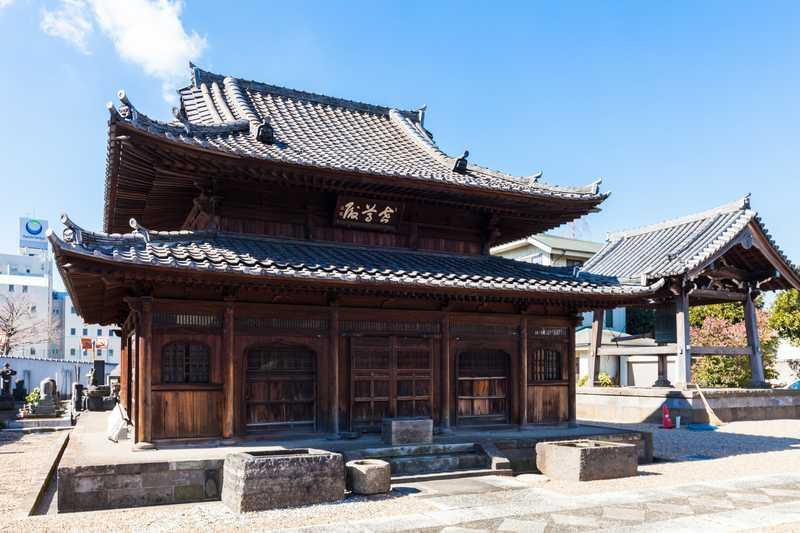 東海寺の画像