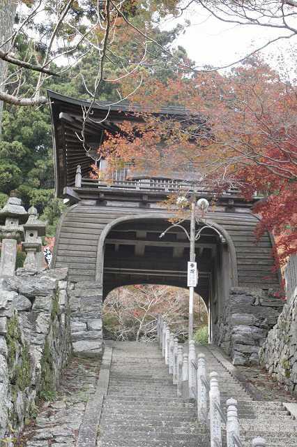 如意輪寺(中津峰観音)