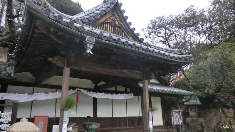 磐台寺客殿