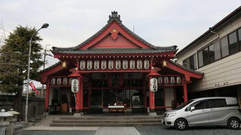 豊中不動寺