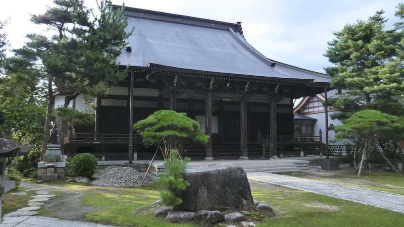 満徳寺経堂