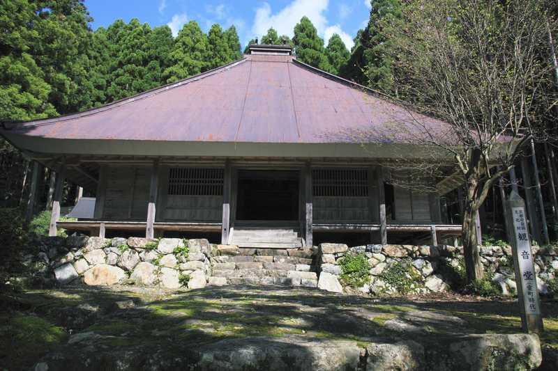 明隆寺(観音堂)