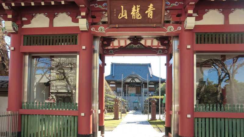 木下川薬師(浄光寺)