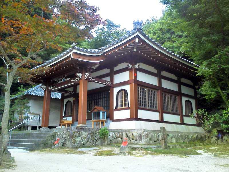 油山観音正覚寺