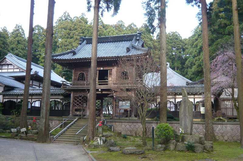 臨沢山観音寺
