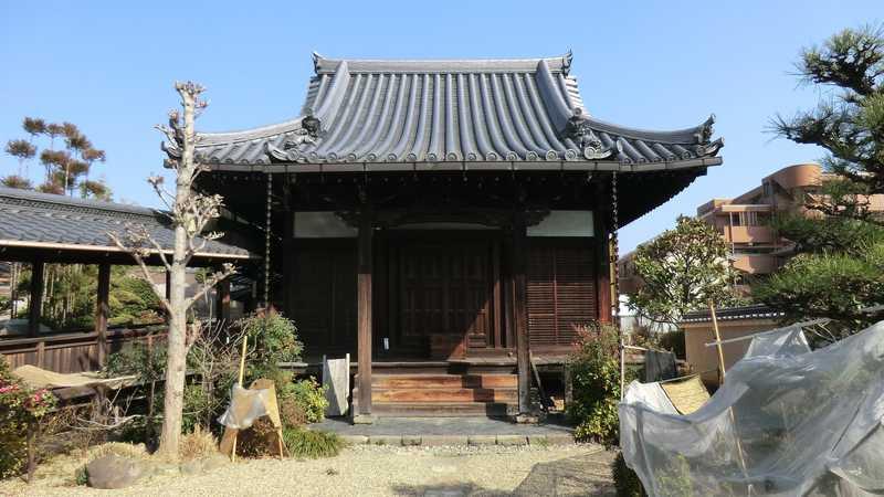 レンジョウ寺(紀寺)