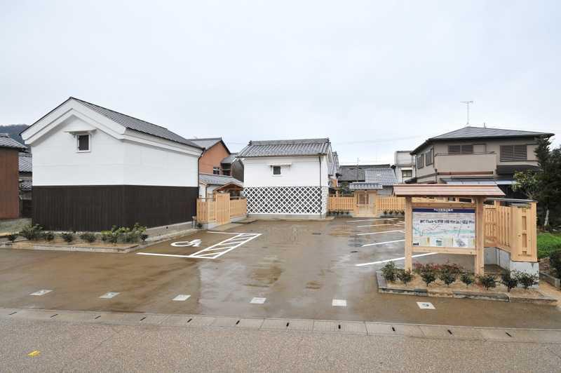 名張市旧細川邸やなせ宿