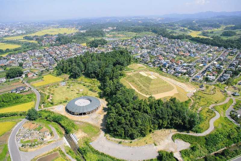 大安場史跡公園