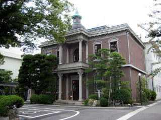 中島病院旧本館の画像