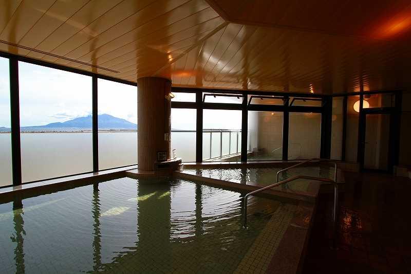礼文島温泉うすゆきの湯