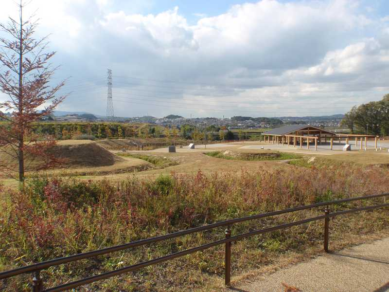 上人ケ平遺跡公園