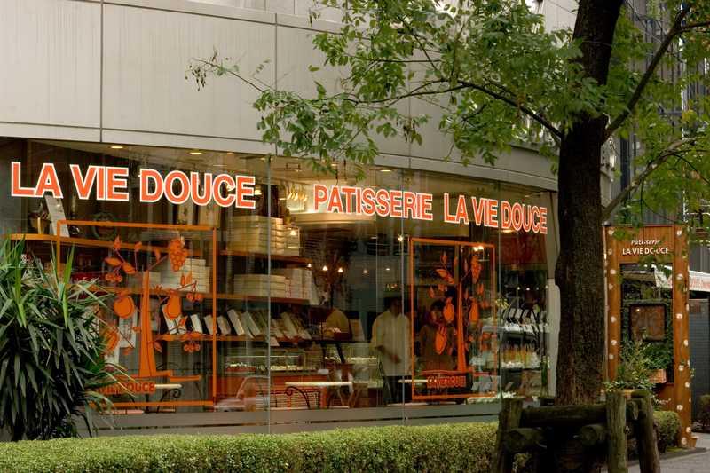 ラ・ヴィ・ドゥース新宿店