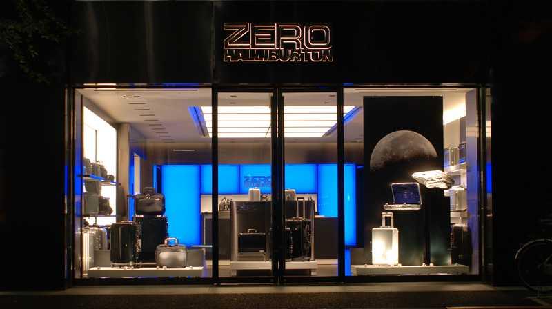 ZERO HALLIBURTON丸の内店