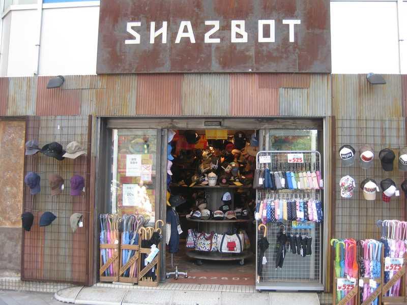 SHAZBOT 吉祥寺店