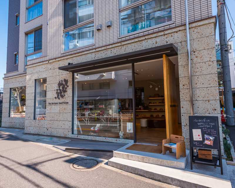 THE NATURAL SHOE STORE 神宮前店
