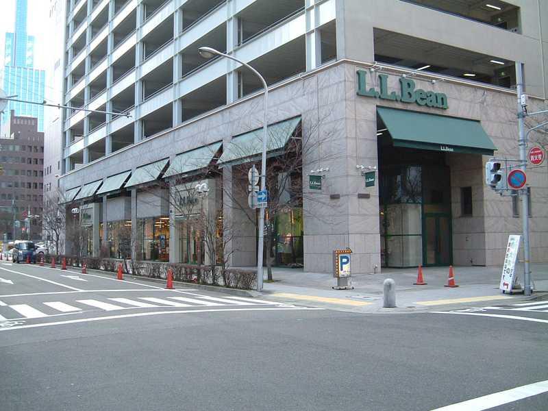 L.L.Bean 神戸
