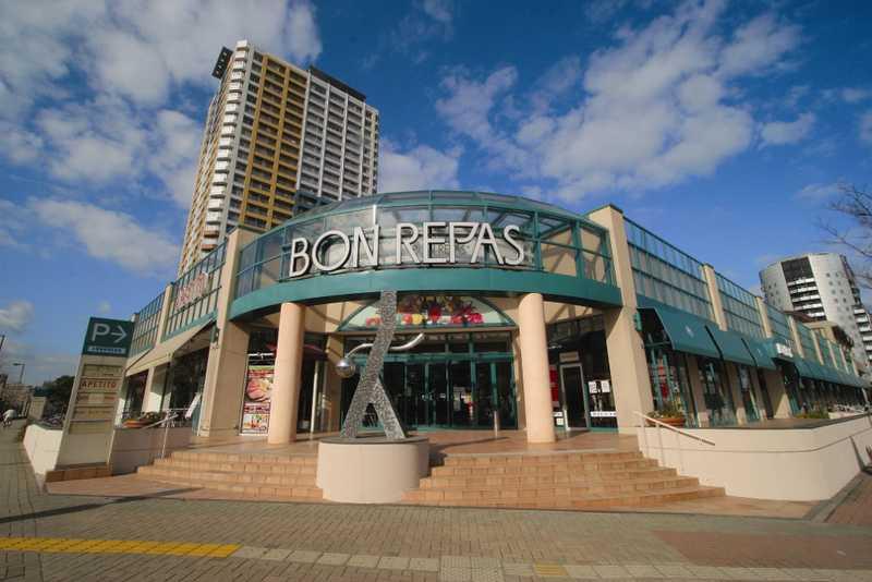 ボンラパス 百道店