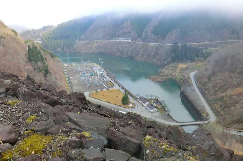 九頭竜湖(峡)