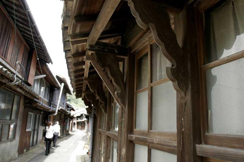 平戸市大島村神浦伝統的建造物群保存地区