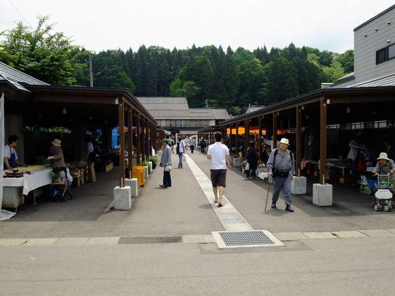 JAかづの十和田支所ふれあい青空市場