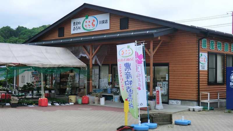 JA新ふくしまここら川俣店