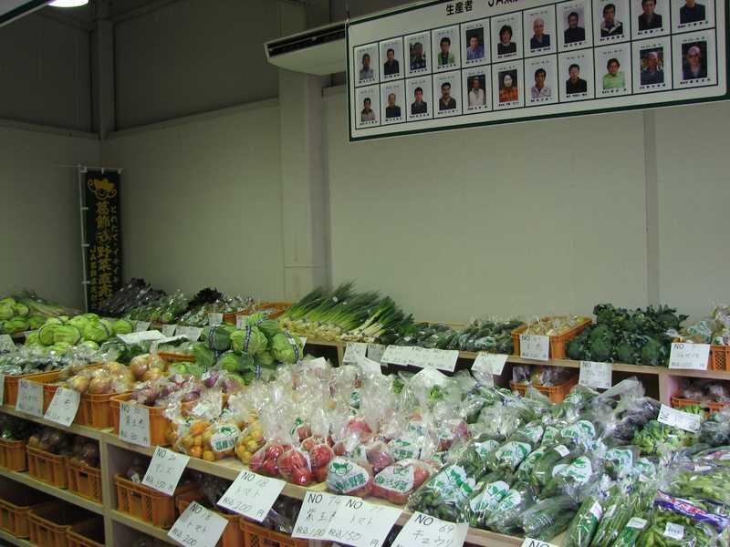 JA東京スマイル葛飾元気野菜直売所