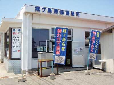 城ヶ島漁協直販所
