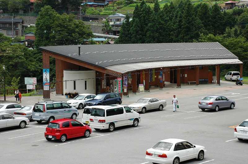 道の駅たばやま丹波山村農林産物直売所