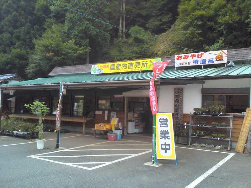 (有)つづみの里農産物直売所