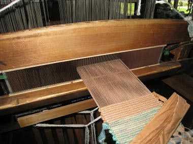 さき織り伝承館