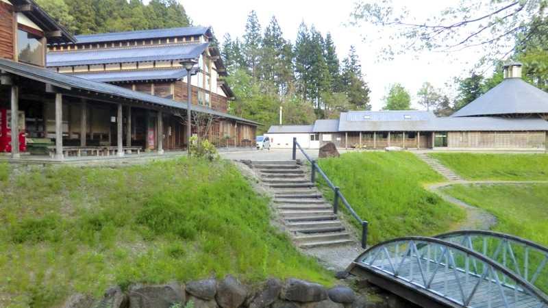 加美町ふるさと陶芸館・切込焼記念館