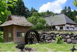 滝庭の関「駒庄」