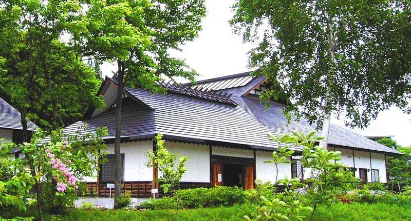 自然と匠の伝承館・大井沢自然博物館
