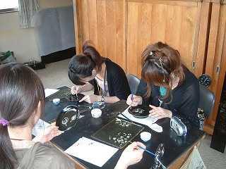 中村蒔絵工房の画像