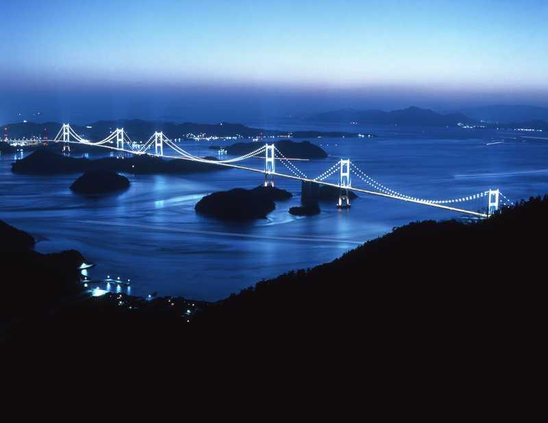 瀬戸内しまなみ海道