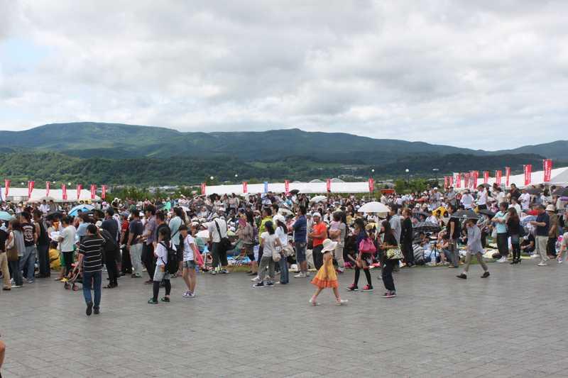 仁木町さくらんぼフェスティバル