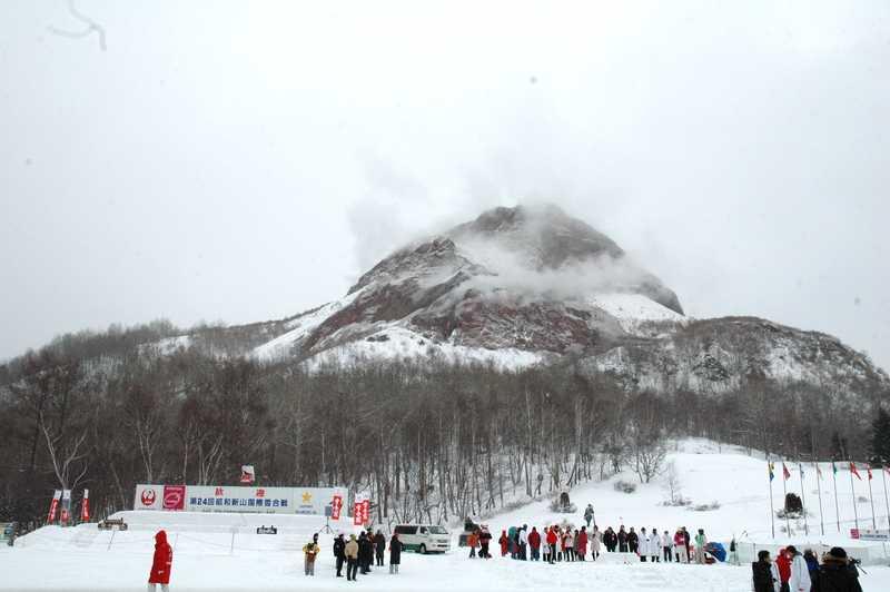 昭和新山国際雪合戦