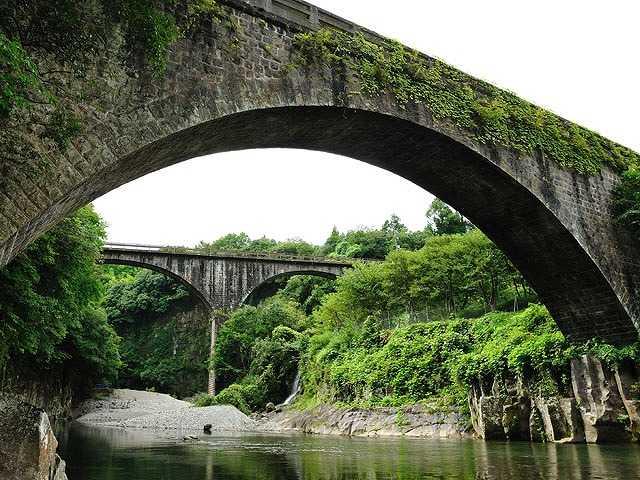 轟橋・出會橋